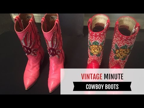 Bejeweled Cowboy Boots | On the Road: Fort Worth