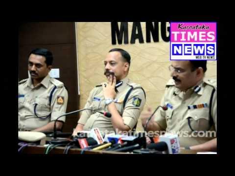 ADGP Alok Mohan & Kamal Pant visit Mangaluru jail