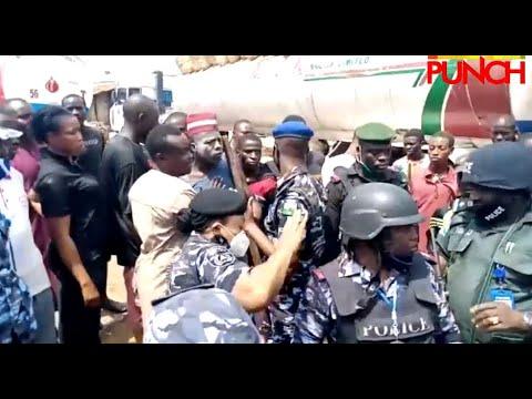 Tension As Yorubas And Hausas Clash In Ibadan | Punch