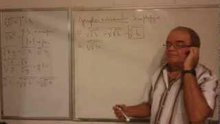 Algebra Intermedia - Lección 4 - A (los Exponentes Fraccionarios)