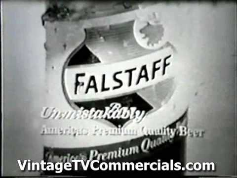 Old Falstaff Beer Commercial