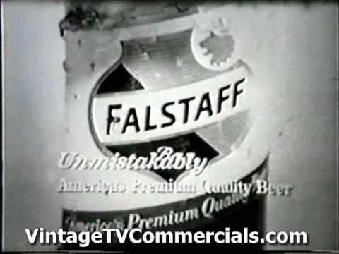 Old Falstaff Beer Commercial