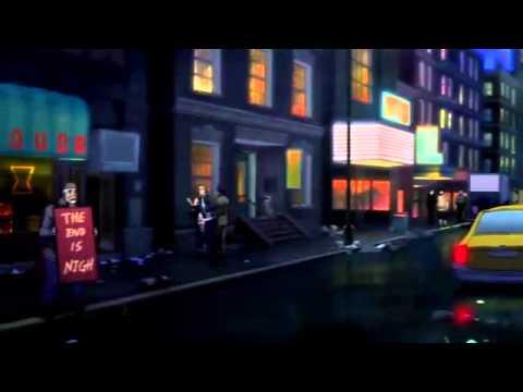 Liga de la Justicia La Paradoja del Tiempo 2013 Trailer