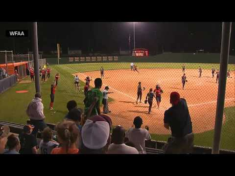 Premature celebration costs softball team title