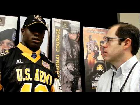 Tyriq McCord Interview 11/1/2011 video.