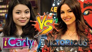 Video iCarly vs Victorious: Which Was Nickelodeon's BEST Show?? MP3, 3GP, MP4, WEBM, AVI, FLV Februari 2018