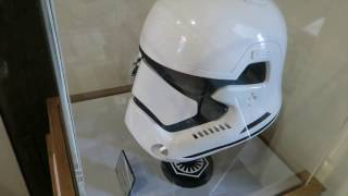 Phoenix James - First Order Stormtrooper Helmet & Figure Signature Edition