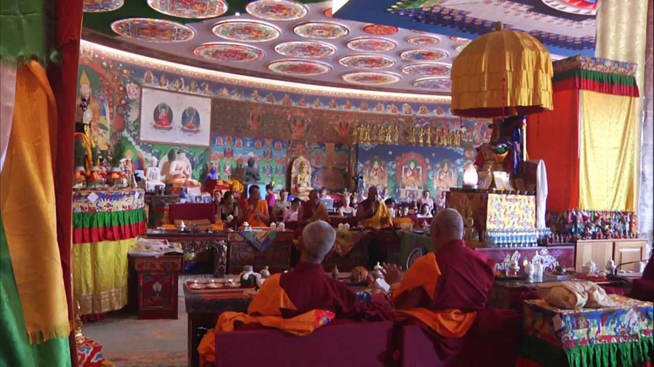Rabne Chenmo Puja – Great ritual of purification and blessing of the place and of all beings - part 2