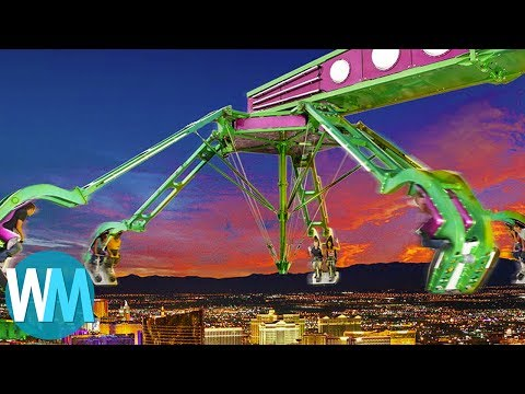 Top 10 Scariest Theme Park Rides of All Time