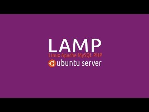 comment demarrer ubuntu server