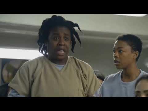 Poussey's Death   Orange is the new Black: Season 4 Episode 11