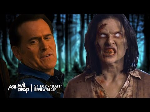 Ash vs Evil Dead 1x02 – ANALYSIS & RECAP (Season 1 Episode 2) (102)