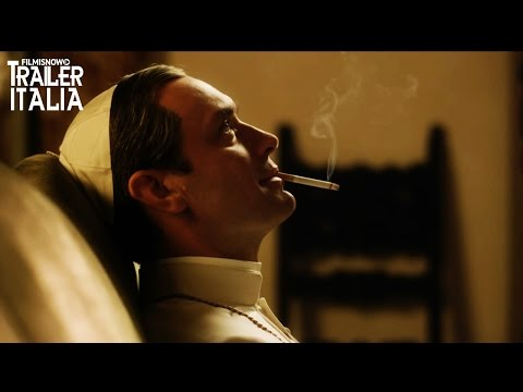 the young pope, il trailer di una serie sconvolgente