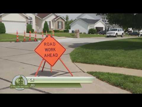 O'FallonTV: Fall 2016 Road Projects Update  | O'Fallon, Missouri