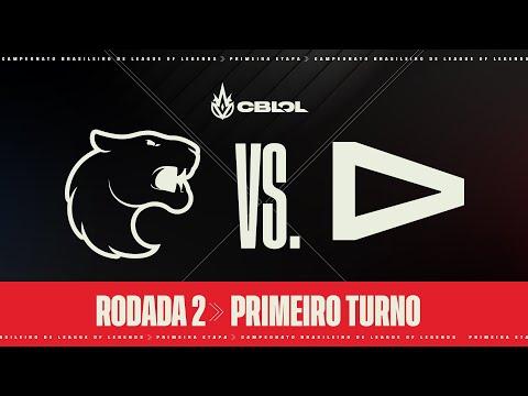 CBLOL 2021: 1ª Etapa - Fase de Pontos | FURIA x LOUD (1º Turno)