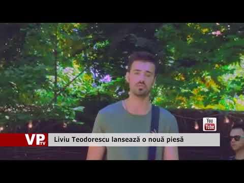 Liviu Teodorescu lansează o nouă piesă