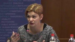 """Представљање нових приоритета програма """"Европа за грађане и грађанке"""" у Београду"""