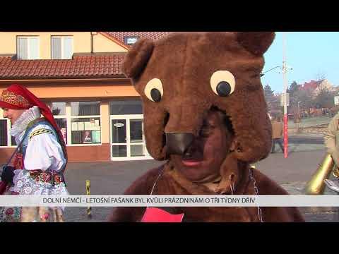 TVS: Dolní Němčí - Fašanková obchůzka