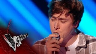 image of Max performs 'Call Me Al': Blind Auditions 1 | The Voice UK 2017