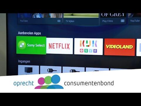 Sony KDL-65W855C TV - Review (Consumentenbond)