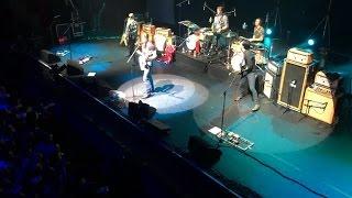 Eagles of Death Metal return to Paris to finish Bataclan set