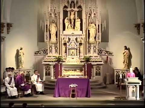 February 14, 2018 Ash Wednesday Mass
