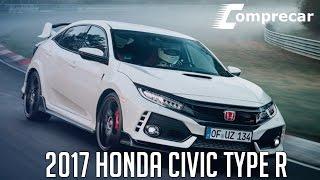 Ver o vídeo 2017 Honda Civic Type R, Recorde em Nürburgring.