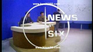 WBAP KXAS TV News At Six Opening Theme 1969 Version 2