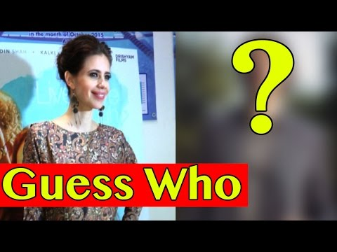 Kalki Koechlin Moved In With This Bollywood Actor?