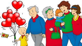 Video Caillou | Funny Valentines Cartoons | Cartoon Caillou | Happy Valentine's Day | Cartoons for kids download in MP3, 3GP, MP4, WEBM, AVI, FLV Mei 2017