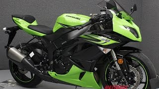 2. 2011  KAWASAKI  ZX6R NINJA 600 - National Powersports Distributors