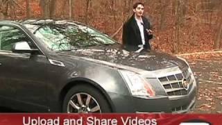 Roadfly.com - 2008 Cadillac CTS
