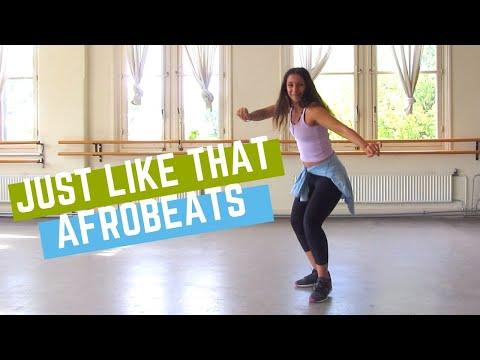 Just Like That - Orezi   Afrobeats   Zumba