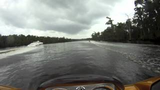 6. Seadoo Rxt 215 vs. Baja Islander vs. 250 HP bass boat