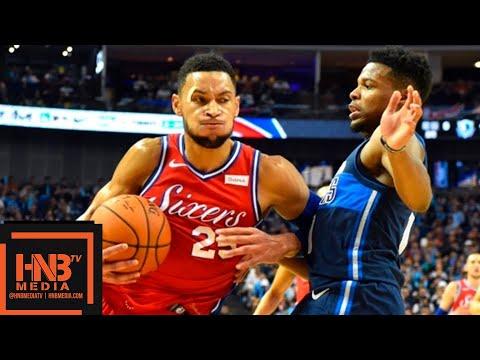Dallas Mavericks vs Philadelphia Sixers Full Game Highlights | 05.10.2018, NBA Preseason - Thời lượng: 9:44.