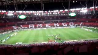 A Nação Rubro-Negra, fez uma bela festa na estreia do Flamengo na Libertadores. O Maracanã cheio foi só alegria com a vitória do Mengão contra o San ...