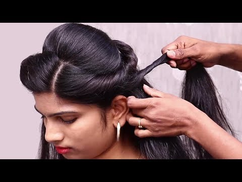 Trendy look Hairstyles for long hair  hair style girl  hairstyles  New party hairstyles 2018