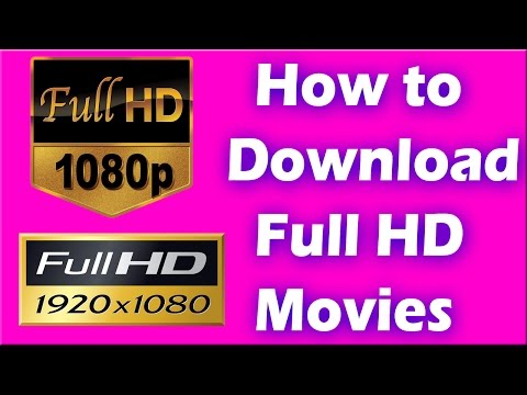 How to download full hd movies free in urdu/hindi. Full HD movies free kaise download karte hain,