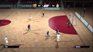 Video FIFA STREET 4 - FUTSAL BARCELONA VS REAL MADRID MP3, 3GP, MP4, WEBM, AVI, FLV Desember 2017