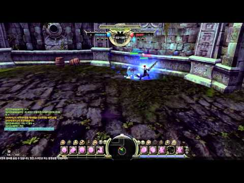 dragonnest pvp Pro Destroyer vs Gladiator