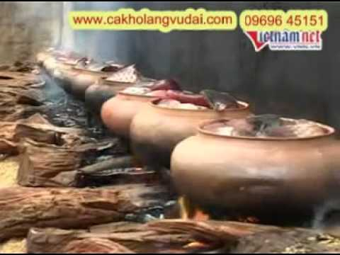 Cá kho đại hoàng trên Vietnamnet