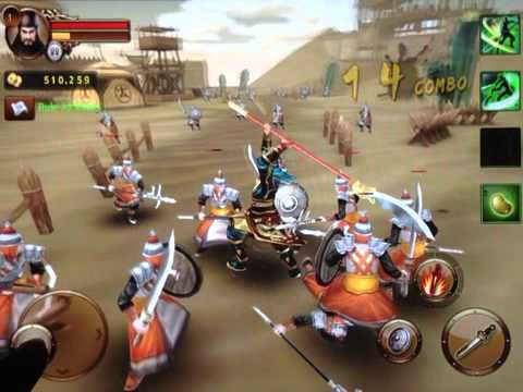 Video of The Heroes of Three Kingdoms