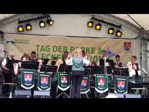 Spielmannszug Hagenburg - Fleckenfest 31.05.2015 - Moskau