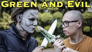 Green and Evil - feat. MICHAEL MYERS [FAN FILM]