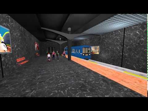 Video of Subway Simulator