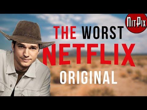 The WORST Netflix Original - NitPix (видео)