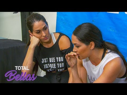 Brie Bella gets overwhelmed during training: Total Bellas Preview Clip, Feb. 17, 2019