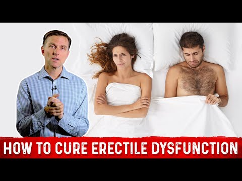 The #1 Cause And Fix For Erectile Dysfunction (ED) Using No Drugs Or Pills