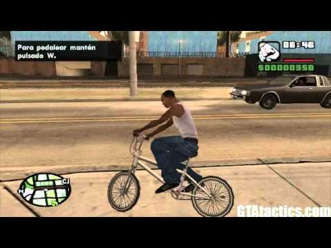 GTA San Andreas - Introduccion & Configuracion de Controles - Tutorial