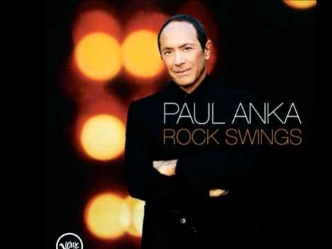 Paul Anka - Eye Of The Tiger lyrics